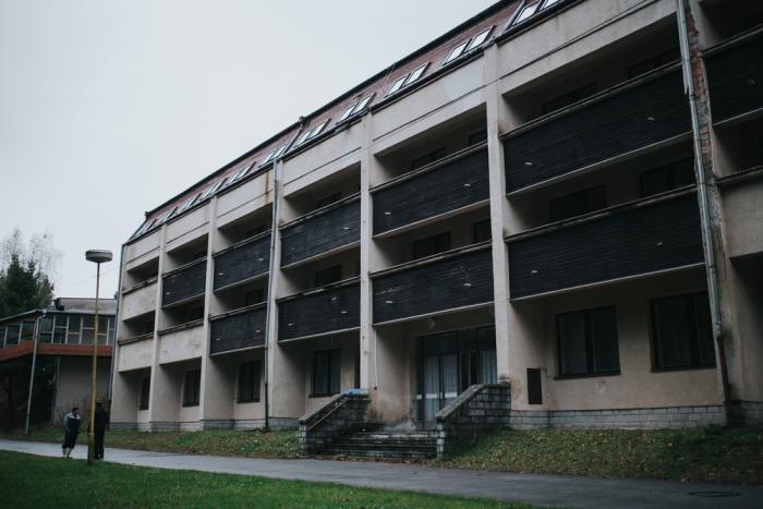 Centrum na Sigorde, na ktorom sme už vymenili 125 okien