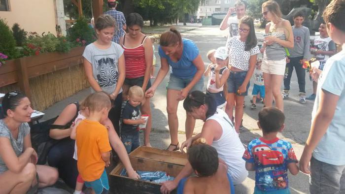 Deti hľadali v rámci CoolTajneRu i stratené kľúče od sladkého pokladu