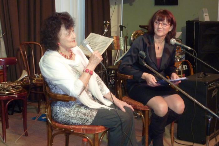 Letícia Tandlmajerová hosť večera v decembri 2013