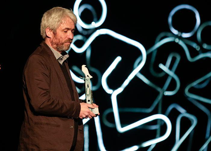 Andrej Bán, laureát Bielej vrany za dlhodobý prínos