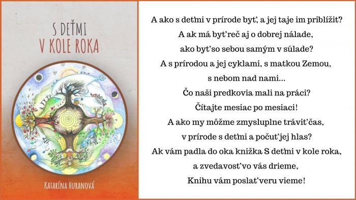 Kniha S deťmi v kole oka